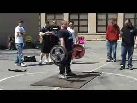 Bennett Chandler 2007 Chicago's Strongest Man