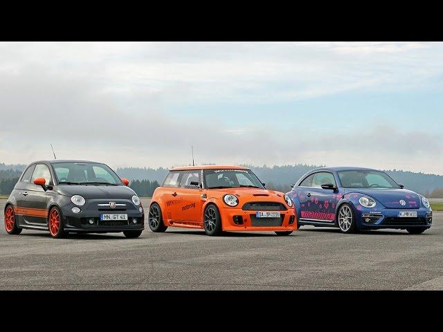 Getunte Retro Racer - GRIP - Folge 303 - RTL2