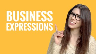 Ask a French Teacher - Business Expressions