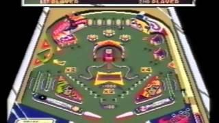 販促ビデオ MSX ファイアボール FIRE BALL PV ハミングバードソフト HUMMING BIRD SOFT 1988年 ピンボールゲーム ピンボール PINBALL MSX1 MSX2 MSX2+ MSX ...