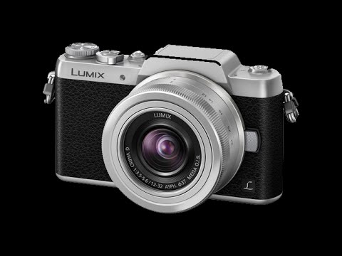 Panasonic Lumix GF7 tutorial video