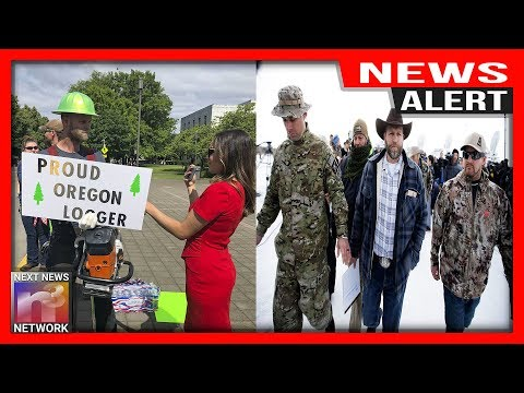 ALERT: Militias Rise! Vow To Fight Oregon Democrats 'At Any Cost,' Gov. Calls Police To Arms