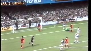 QPR 6 Chelsea 0 1986