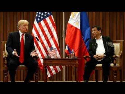 Trump takes heat for not condemning Philippines human rights violations