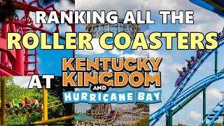 List Of Six Flags Kentucky Kingdom Rides