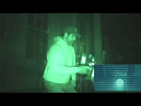The Duff Green Mansion Paranormal Investigation  episode 2