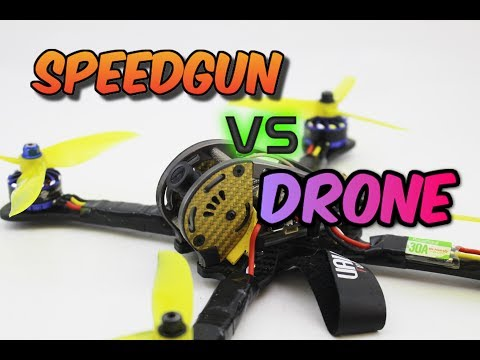 ALMOST 100MPH RACING DRONE! LX Leopard + LD Power motors Review