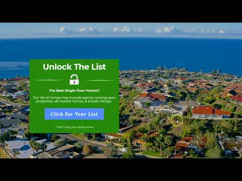 Real Estate Landing Page For Facebook Ad