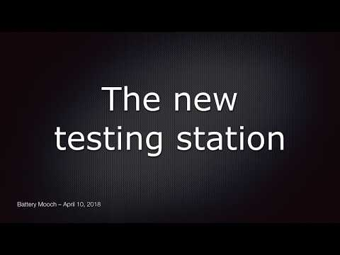 The New Testing Station