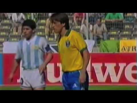 Batalha Épica     Dunga X Maradona