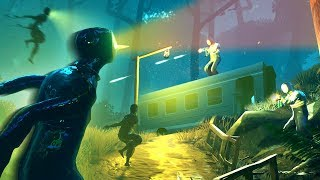 New Intense Zombie Survival Game on a Moving Train! - Pandemic Express Alpha