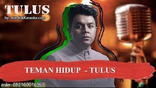 Gambar cover TEMAN HIDUP    TULUS Karaoke