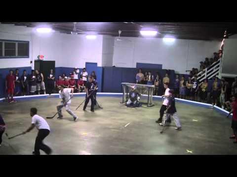 Camp Bauercrest Color War 2015 Senior A Hockey
