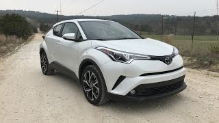 Toyota C-HR 2017 Videos