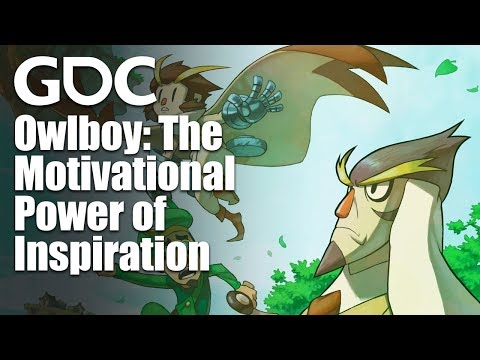 Owlboy: The Motivational Power of Inspiration