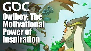 Owlboy: The Motivational Power of Inspiration