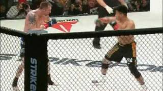 Cung Le vs. Brian Warren