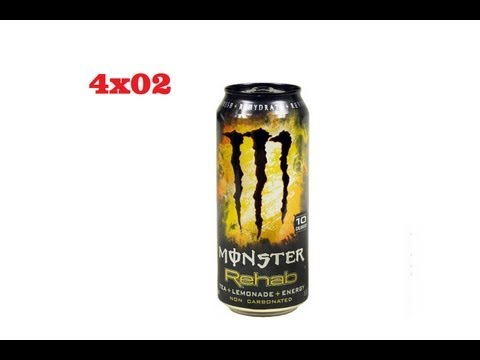 Energy Drink Ep. 2 - 4° Stagione: Monster Energy Rehab