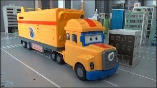 Super Wings Yellow Transformer Truck Toys 슈퍼윙스 노란색 변신 트럭 장난감