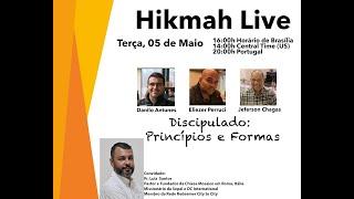 Hikmah Live - Discipulado: Princípios e Formas