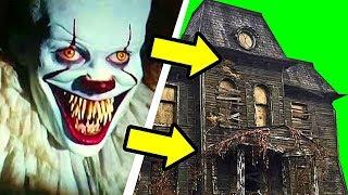 8 Известных Домов из Фильмов Ужасов