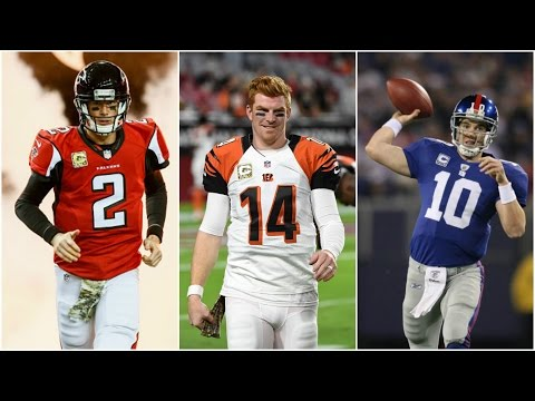 8 Most OVERRATED Quarterbacks In The NFL