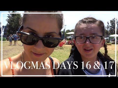 Vlogmas Day 16 & 17 | Festive Adventures in Melbourne | Electra Formosa