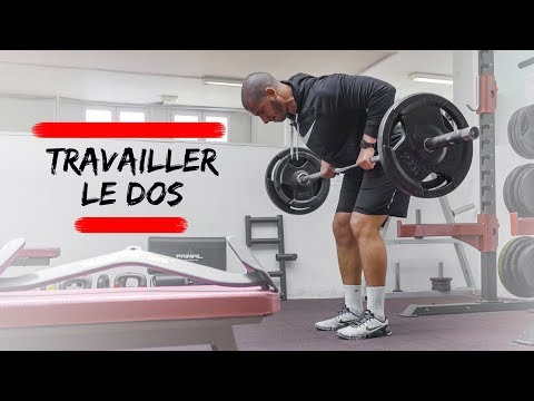 Musculation Du DOS | Mes Conseils D'EXÉCUTION
