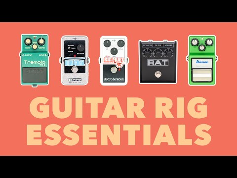 Guitar Rig Essentials