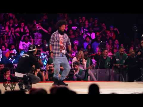 Les Twins vs Lil'O & Tyger B Juste Debout 2011 Semi-Final | YAK FILMS