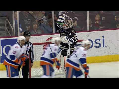 Bridgeport Sound Tigers at The Hershey Bears - 03/16/18