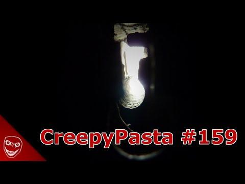 CreepyPasta 158  Weiß und Rot