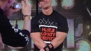 DVD Preview: The John Cena Experience - John Cena makes an