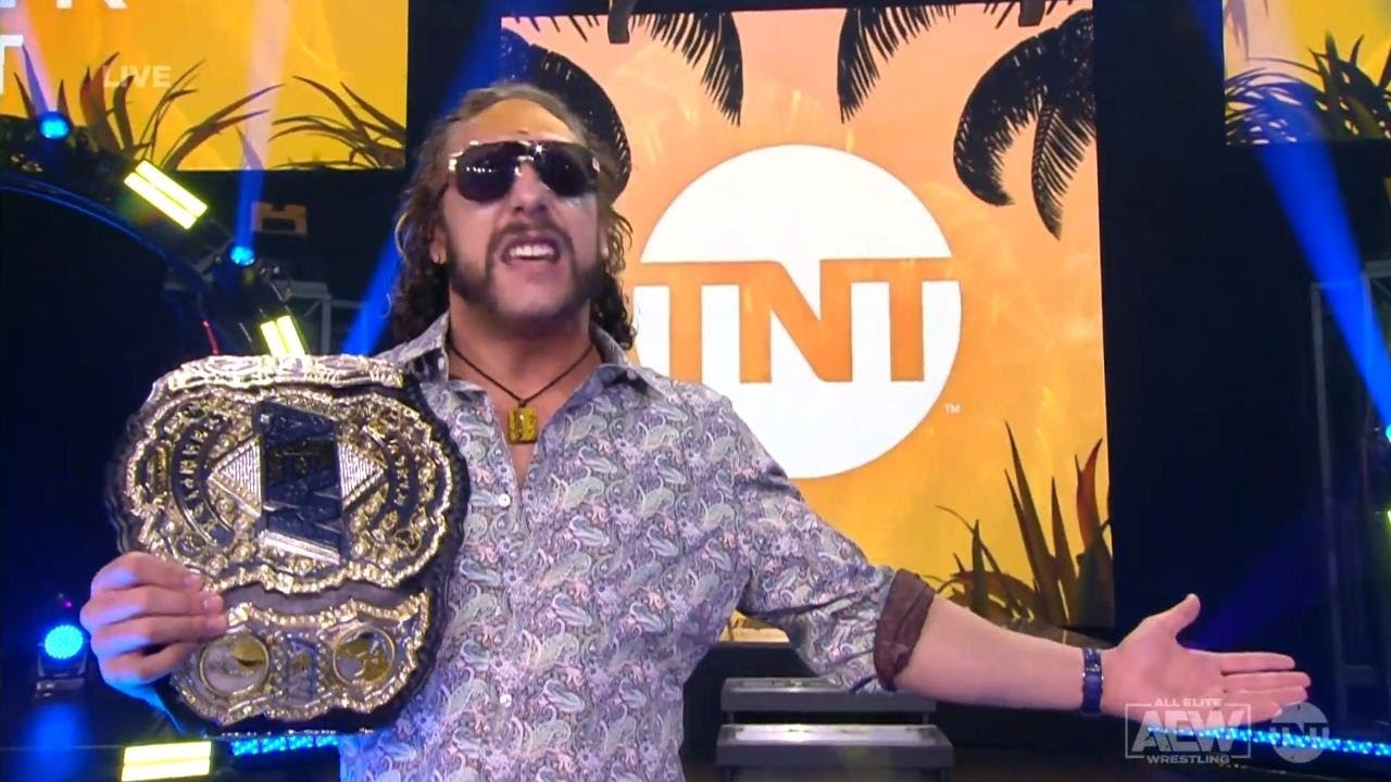 AEW Fyter Fest Night 2  Daniel Bryan Signs with AEW - CM PUNK ? full SHow review