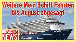 TUI Cruises sagt weitere Kreuzfahrten und ALLE Amerika Fahrten 2020 ab!