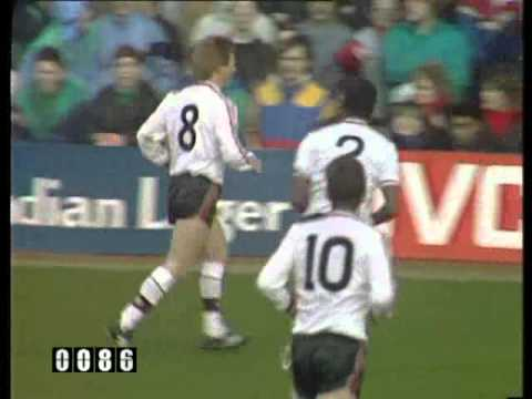Manchester United's Best Goals of the 80s Part 2
