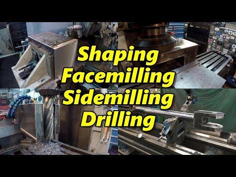 SNS 181: Shaper Work, K&T Milling, Hydraulic Repair, Swedish Gift