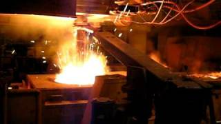 steelmaking:Continuous casting