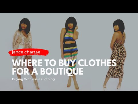 How To Start A Clothing Line With No Money For Products - YouTube
