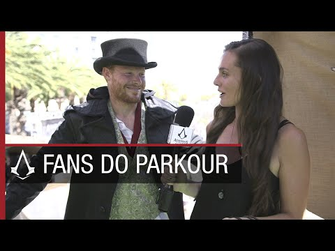 Assassin's Creed Syndicate: Fans Do Parkour At San Diego Comic-Con | Ubisoft [US]