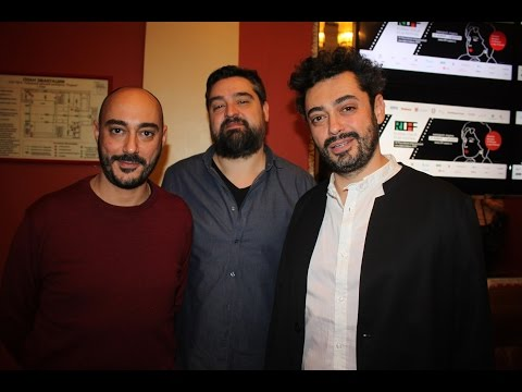 Michele Manca, Stefano Manca / Pino e Gli Anticorpi /, Igor Biddau in St. Petersburg (Russia)