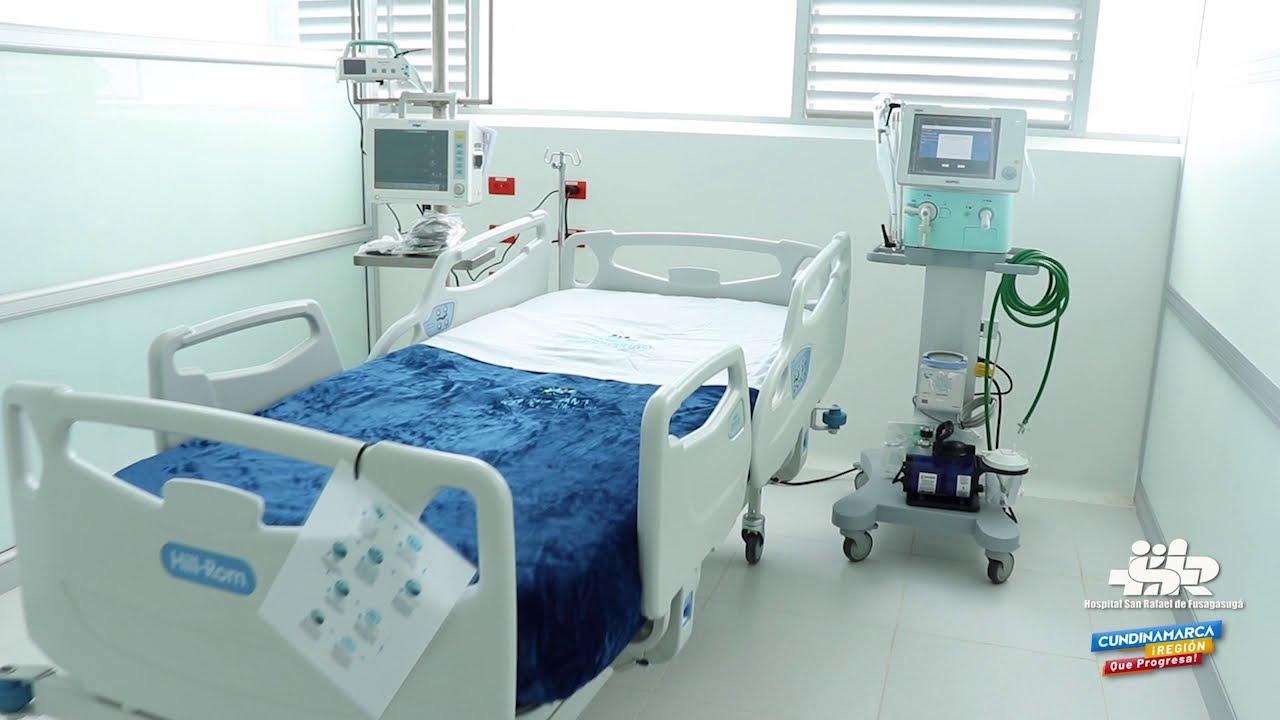 20 nuevas UCI empiezan a funcionar en el Hospital de Fusagasugá