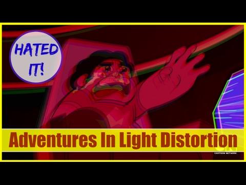 Adventures In Light Distortion Steven Universe Episode