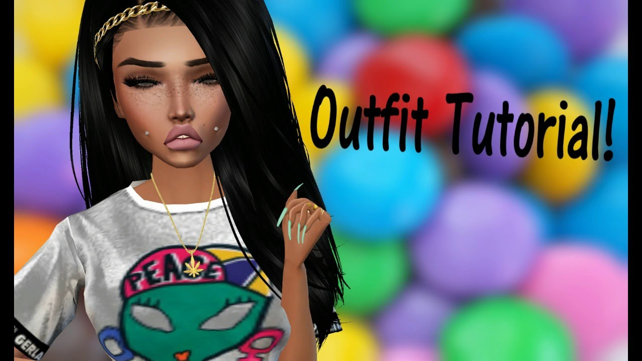 Imvu outfits giveaways for kids
