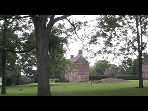 Shirley Plantation - near Richmond and Williamsburg, Virginia