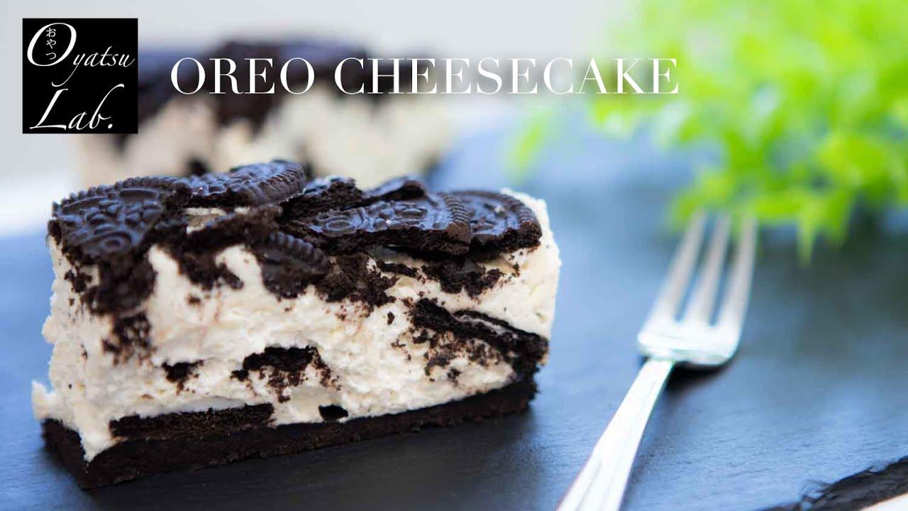 オレオ ケーキ 簡単 チーズ