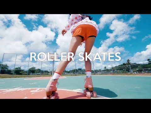 Keep it rolling with roller skates