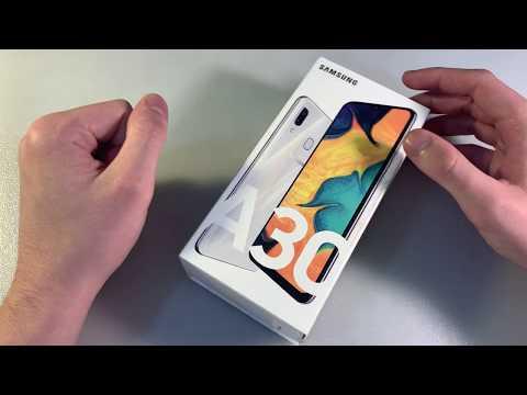 Обзор Samsung Galaxy A30 4/64GB