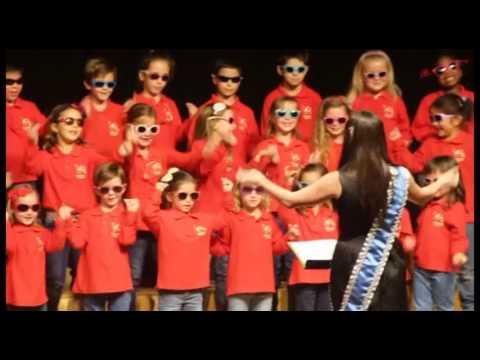 www.3x4.info :: Concert Santa Cecilia corals infantils Polifònica Benicarlanda