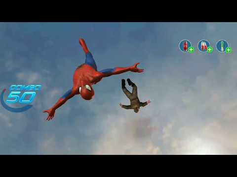 The Amazing Spiderman 2 (Offline) Normal/Mod | How To Download/Install 500mb Android | Gameplay